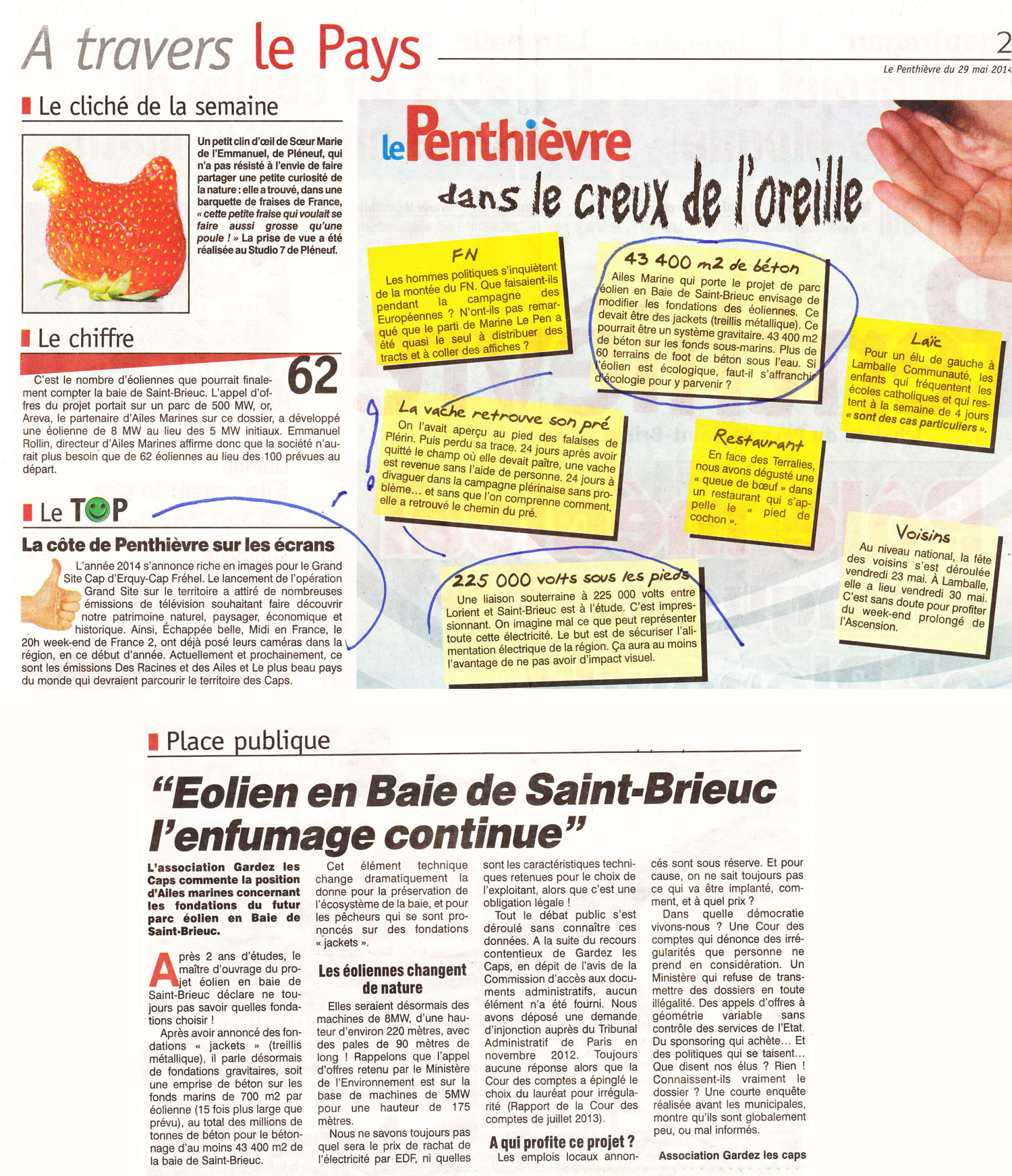 Article paru le 29 Mai 2014