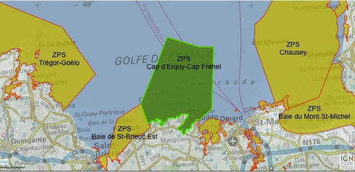 ZPS Baie de St-Brieuc