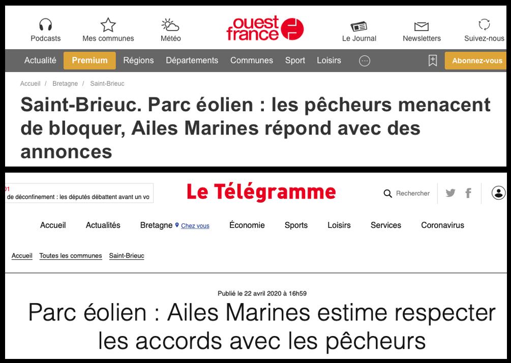 Le Télégramme- Ouest France
